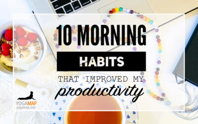 10 Morning Habits that Improved my Productivity
